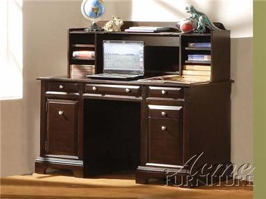 12595 Expresso Desk w/ Hutch