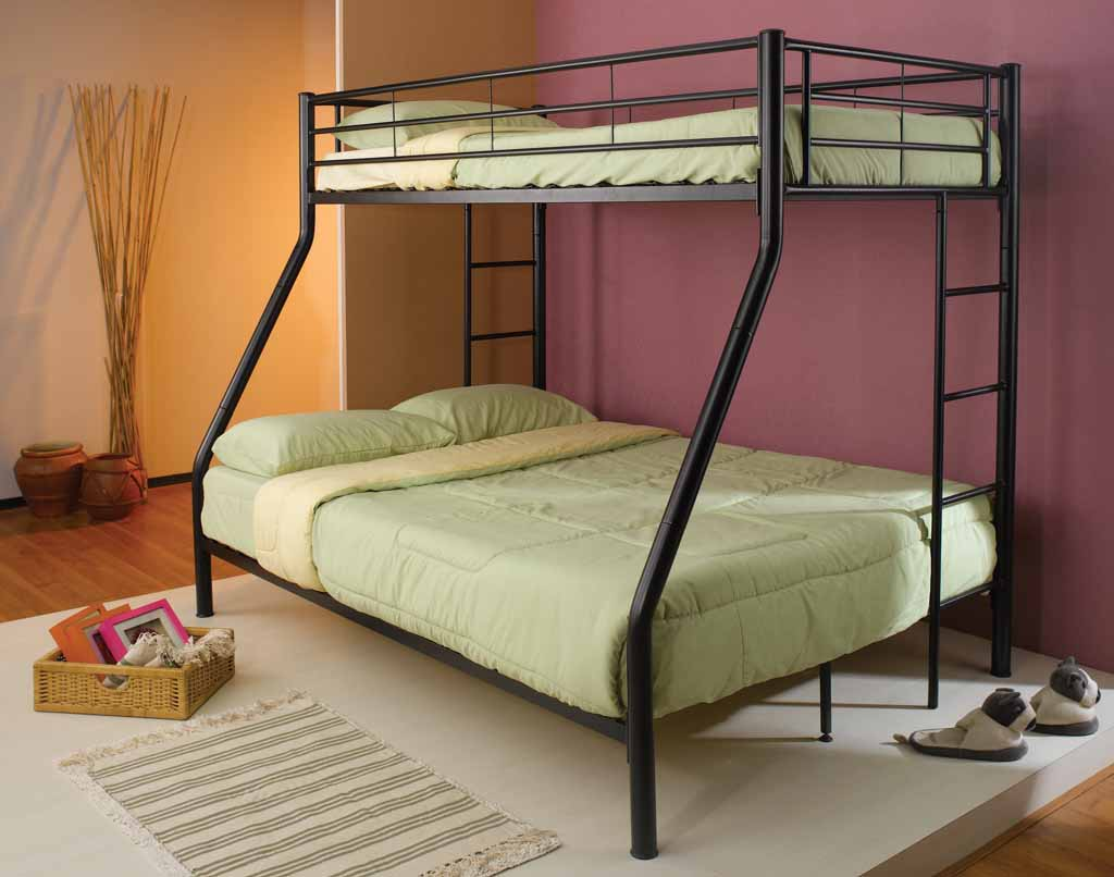 460062B Twin over Full Bunk Bed