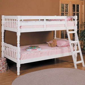 02298 Twin/Twin Bunk Bed