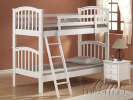 02321 Twin/ Twin Bunk Bed