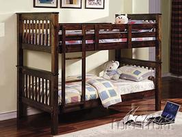 02415 Twin/Twin Bunk Bed