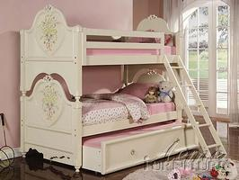 02600 Twin/ Twin Bunk Bed