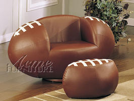 05526 Football Swivel Chair