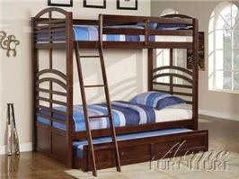 10155 Twin/ Twin Bunk Bed
