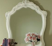 1386-6 Cinderella Collection Mirror - Dresser Sold Seperately