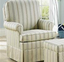 173 Upholstered Chair - Dimensions: 34 1/2