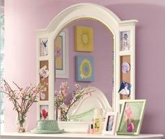 147-030 Picture Mirror Frame- Lea Elite Hannah Collection - W42