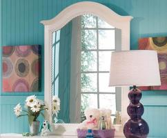 147-031 Vertical Mirror- Lea Elite Hannah Collection - W32