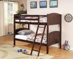 460213 Twin over Twin Bunk Beds