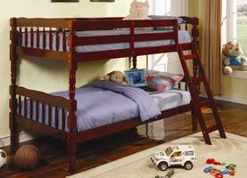 5040 Twin over Twin Bunk Bed