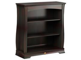 BCA-SLGHU Country Sleigh Bookcase / Hutch - Dimensions: 42.6 L x 15.5 W x 45.2 H