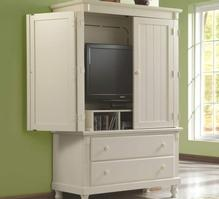 875W-7 Pottery Collection Armoire