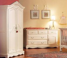 3129 Savannah Armoire - Dimensions: 44.29