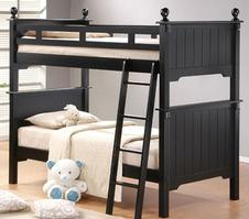 B875-1 Pottery Collection Twin over Twin Bunk Bed