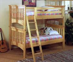 010 SONOMA twin over twin bunk bed