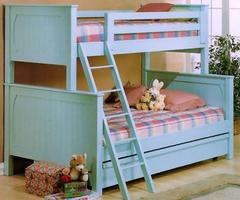 009 WINCHESTER twin twin bunk bed